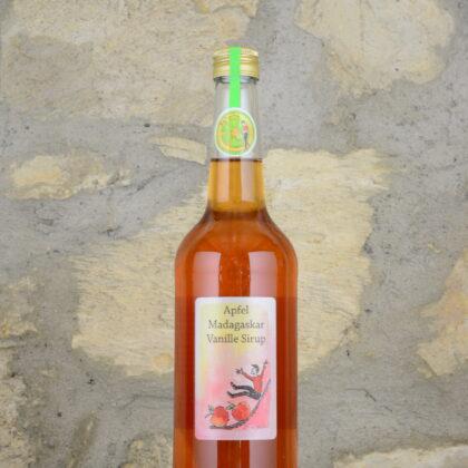 Apfel&Madagaskar-VanilleSirup